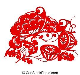 Chinese Zodiac of Lotus