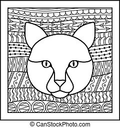 Chinese zodiac sign Cat