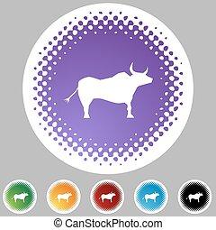 Chinese Zodiac Sign Icon - Chinese zodiac sign animal ...