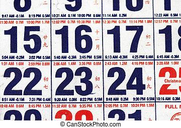 chinesischer kalender