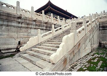 chinesisches , palastartig, architektur