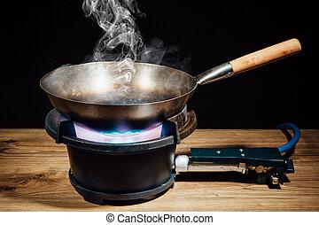 gasbrenner boiler heizung bild suche foto clipart csp29495772. Black Bedroom Furniture Sets. Home Design Ideas
