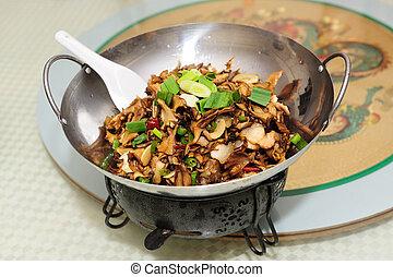 Hunan Küche | Sichuan Kuche Chinesisches Kuche Darm Chinesisches Topf