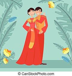 Chinesse wedding image