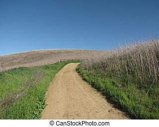 Chino Hills South Ridge Trail