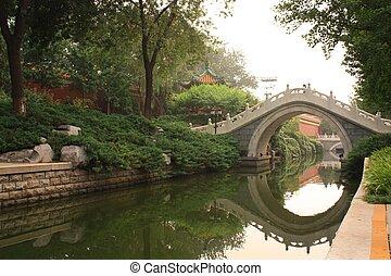 chino, parque