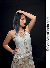 chinois, beauté, #5