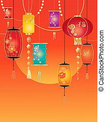 chinois, célébration