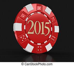 chip of casino 2015