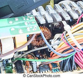 Chip power supply