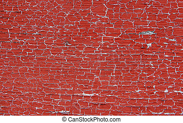 chipped red paint texture - a background texture with...