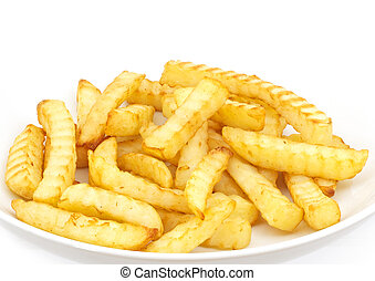 Chips - crinkle cut potato chips