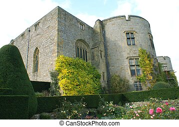 Chirk Castle in England