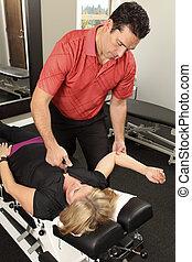 chiropracteur