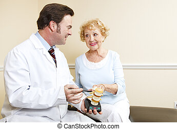 chiropractic, consulta