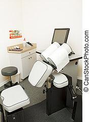 Chiropractoric Examining Room
