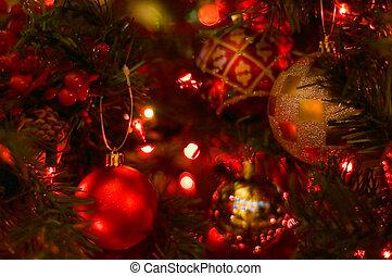 Chirstmas Ornaments II