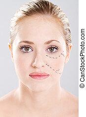 chirurgie, cosmétique
