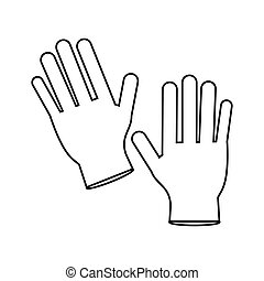 Chirurgie gant monde m dical propre dessin anim 10 monde m dical eps illustration - Dessin gant de boxe ...