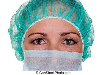 chirurgisch, krankenschwester