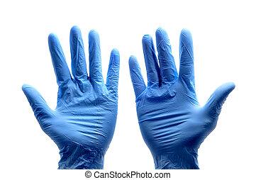 chirurgische handschuhe