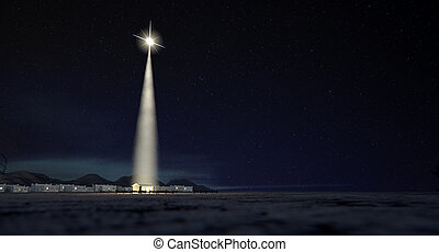 Chistmas Stable In Bethlehem