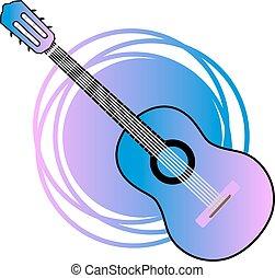 chitarra, colorito