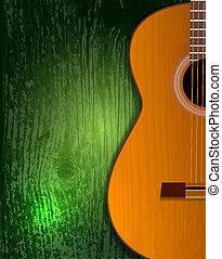 chitarra, manifesto