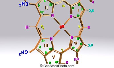 Chlorophyll_c structure_back - Chlorophyll c is unusual...