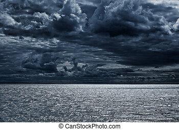 chmura, wybrzeże