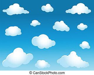 chmury, zbiór