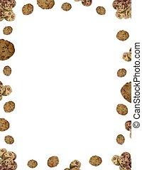 Choc Chip Cookie borde
