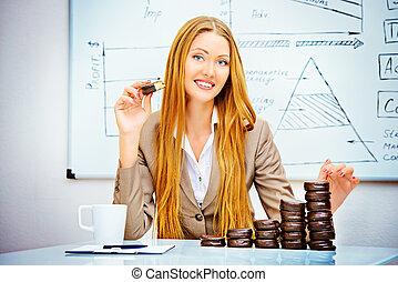chocolade, inkomen