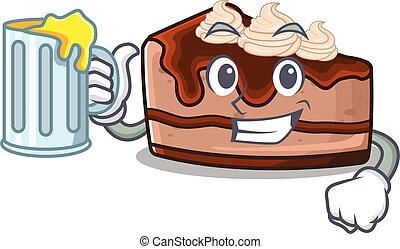 chocolate, 74, pastel de queso