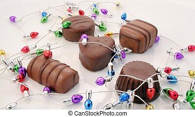 Chocolate and Lights