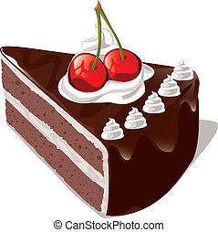 chocolate cake clipart and stock illustrations 36 367 chocolate rh canstockphoto com cake clipart black and white free cake clipart image