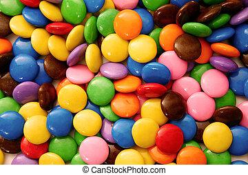 chocolate candies (closer version)