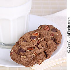 Chocolate Chip Cookie Treat