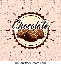 chocolate cocoa card