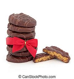 Chocolate Cookie Treat