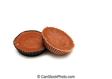Chocolate Covered Peanut Butter Cups