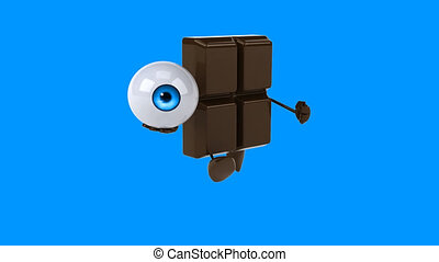 Chocolate - Digital animation