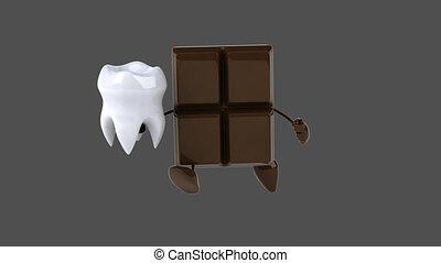 Chocolate - Digital animation