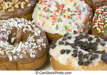 Doughnuts - Chocolate Doughnuts