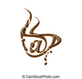 Chocolate E-mail icon