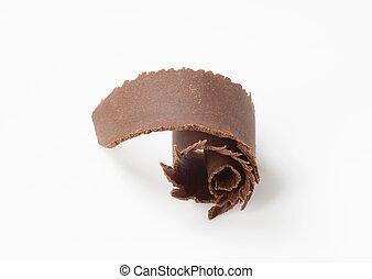Chocolate flake