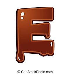 Chocolate Font Type