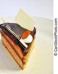 chocolate fudge coffee cake 1