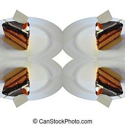 chocolate fudge coffee cake 22