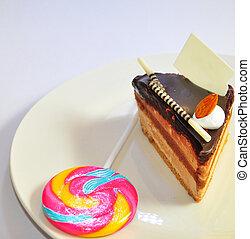 chocolate fudge coffee cake 5